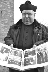 Zmarł ksiądz Lech Klejmont, twórca parafialnej OSP w jednej z malborskich parafii