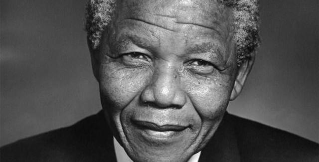 Nelson Mandela, prezydent Republiki Południowej Afryki