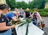 Kwiatowymiana w Tarnobrzegu. Ogromne zainteresowanie adopcją roślin. Wszystkie poszły w dobre ręce (ZDJĘCIA)