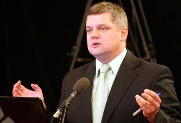 Norbert Mastalerz, prezydent Tarnobrzega.
