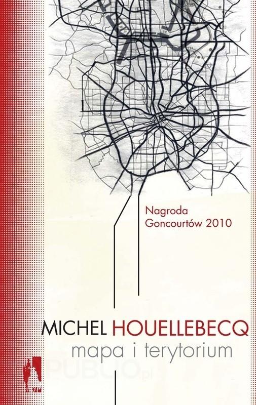 "Michel Houellebecq ""Mapa i terytorium"""