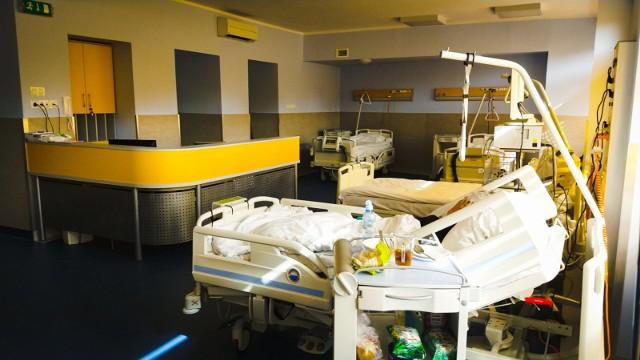 Tak wygląda po remoncie oddział udarowy w dąbrowskim szpitalu Zobacz kolejne zdjęcia/plansze. Przesuwaj zdjęcia w prawo - naciśnij strzałkę lub przycisk NASTĘPNE