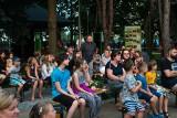 Letni Ogród Muzyczny w Sandomierzu w parku przy tężni solankowej (ZDJĘCIA)