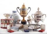 Trofea Borisa Beckera tenisa trafiły na aukcję. Ciąg dalszy problemów trzykrotnego mistrza Wimbledonu i byłego trenera Novaka Djokovicia