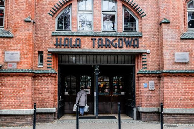 Hala Targowa w Gdańsku