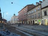 Kraków. Tramwaje wrócą na ul. Dietla i Westerplatte. Znamy dokładną datę