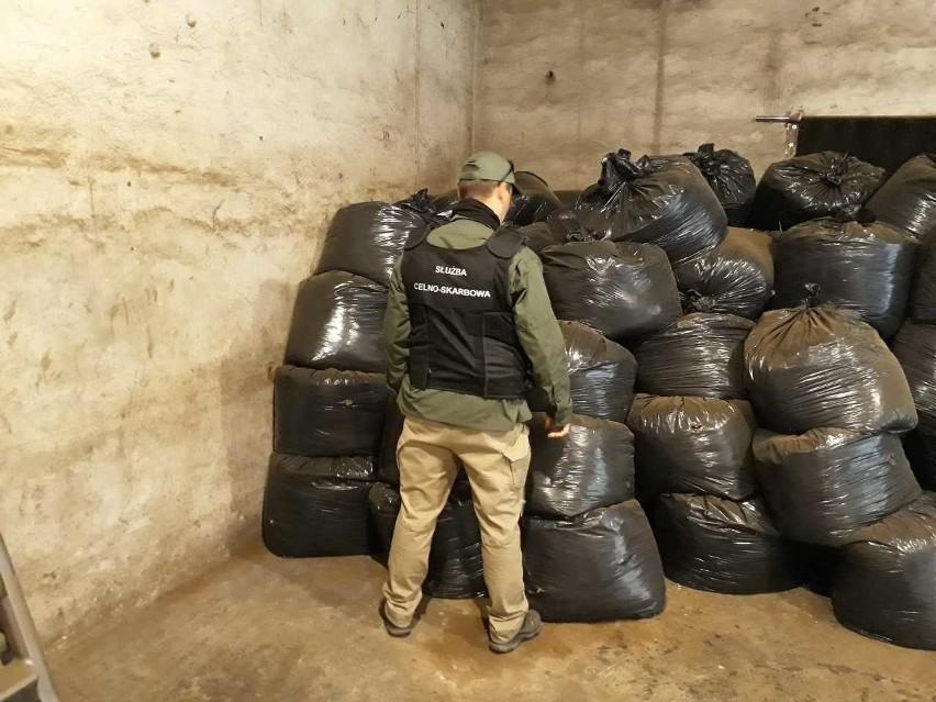 W gminie Rzgów działała nielegalna tytoniu