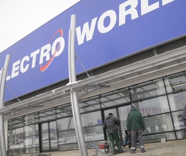 Otwarcie Electro World już w sobotę.