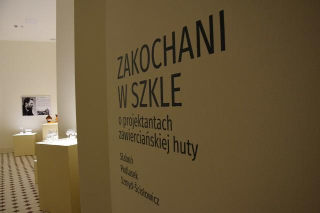 """""""Zakochani w szkle"""" to nowa wystawa w Galerii Stara Łaźnia im.Leszka Dutki w Zawierciu. Można ją zobaczyć od 3 listopada."""