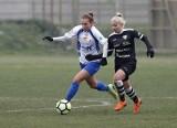 Futbol kobiet.  Bardzo dobra skuteczność drużyny UKS SMS Łódź