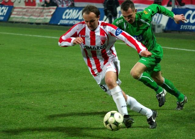 Paweł Nowak grał w Cracovii i Lechii