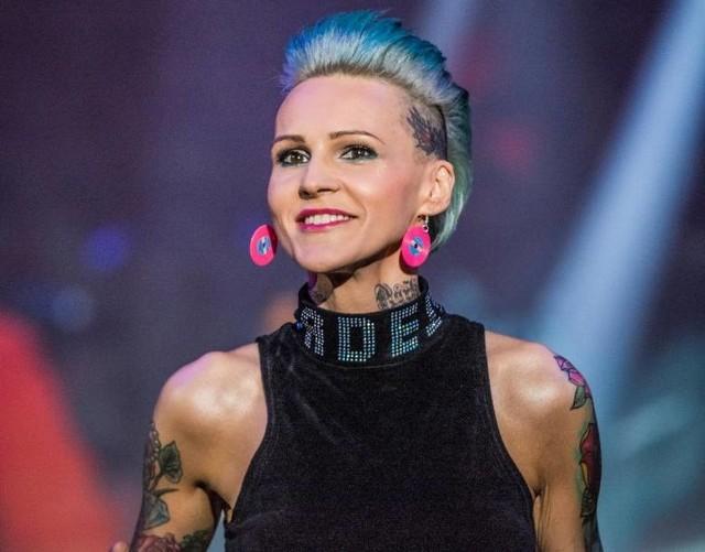 Agnieszka Chylińska wystąpi przed żarską publicznością w sobotę o 21.00 .