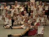 Heca zajęła III miejsce w Bochum. Mistrzostwa Świata w Tańcu Nowoczesnym IDO