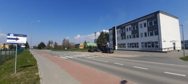 Szczepienia w Inkubatorze Przedsiębiorczości w Sępólnie rozpoczną się 28 kwietnia