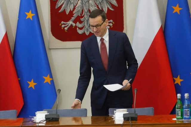 Premier Mateusz Morawiecki ogłosił kolejne kroki w walce z koronawirusem w Polsce.