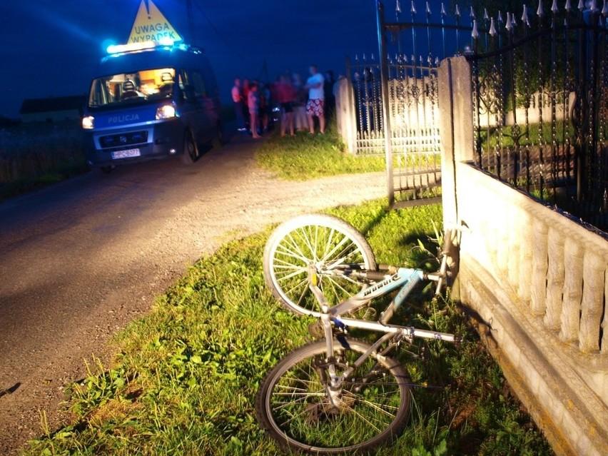Kacperek zginął potrącony przez kierowcę po alkoholu na...