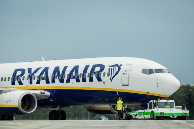 Gdzie poleci Ryanair z Ławicy zimą?