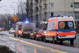 Wrocław: Wypadek na Kromera. Są utrudnienia dla kierowców