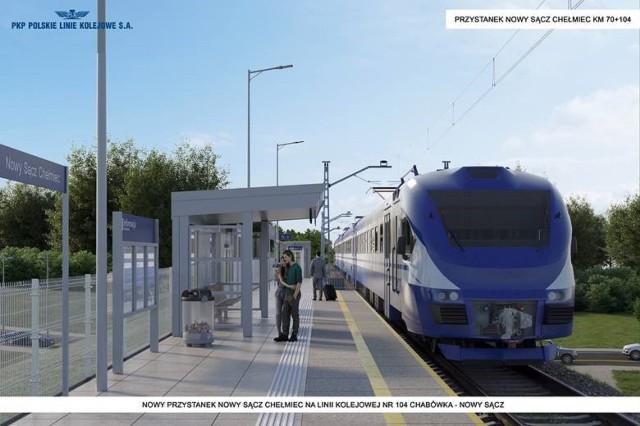 Tak ma wyglądać tzw. linia Podłęże - Piekiełko, dzięki której pociągi np. z Krakowa do Nowego Sącza dojeżdżałyby w godzinę, a do Zakopanego w ok. 100 minut. A lokalnie np. Gdów zyskałby wyczekiwane połączenie kolejowe z ościennymi gminami oraz Krakowem