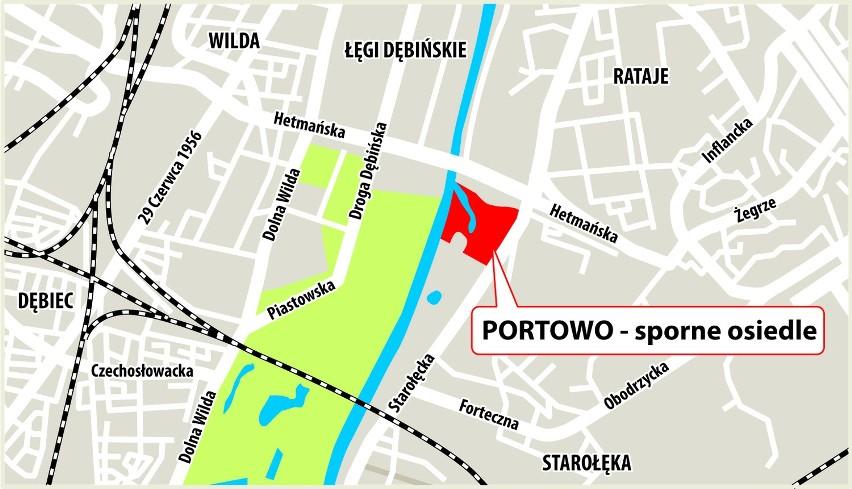 Osiedle Portowo w Poznaniu. Wątpliwa ekologia?Osiedle Portowo w Poznaniu. Wątpliwa ekologia?
