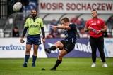 Ekstraliga rugby. Derby dla Lechii, emocje w Warszawie