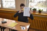 Sosnowiec. Próbna matura z matematyki w Technikum nr 6 CKZiU. Do próbnego egzaminu podeszło 67 uczniów