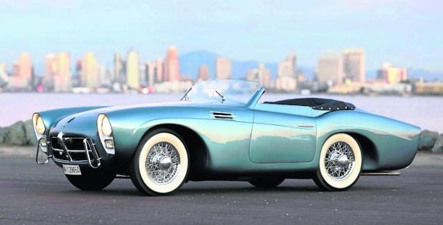 Pegaso Z-102 Touring Superleggera z nadwoziem wykonanym przez Carrozzeria Touring z Mediolanu. Trudno uwierzyć, że to auto powstało 60 lat temu…