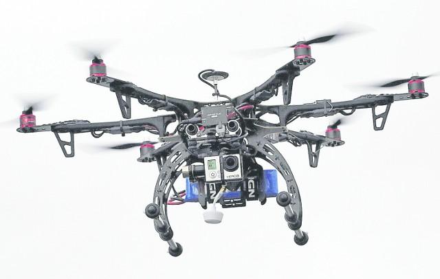 Zastosowanie dronów zdaje się niewyczerpane. 0statnio trwa boom na drony wśród cywilów