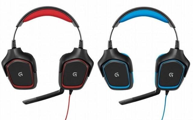 Logitech GLogitech G to nowa seria akcesoriów dla graczy. Znajdziemy tu myszy, klawiatury i słuchawki, takie jak model G430