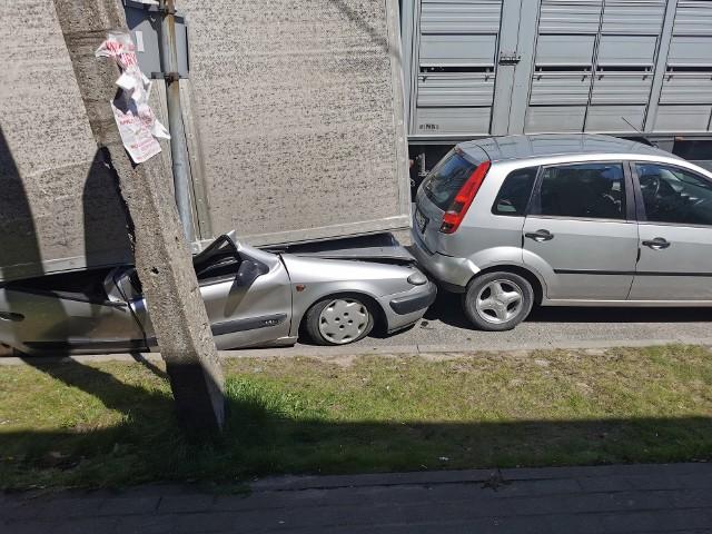 Wypadek w Izbicy Kujawskiej
