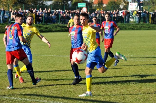 Stal Brzeg gra w 3 lidze, LZS Starowice poziom niżej.