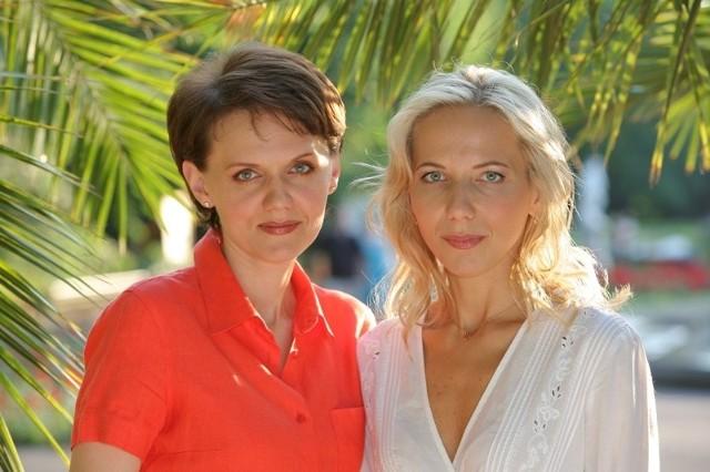 Artystki wspólnie nagrały dwie płyty:  z muzyką ukraińską i pieśniami Mendelssohna i Dvoraka.