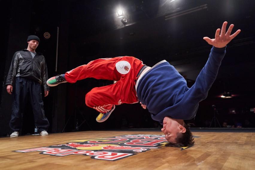 Zawody Red Bull BC One Cypher Gdansk w Teatrze Miniatura