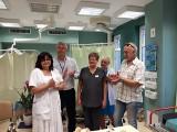 ZIELONA GÓRA. 40 lat pracy w szpitalu, w tym 20 na Szpitalnym Oddziale Ratunkowym