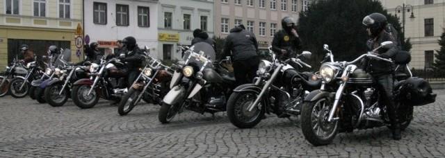 """Podczas finału """"Motoserca"""" można będzie m.in. podziwiać rozmaite motocykle i porozmawiać z ich właścicielami"""
