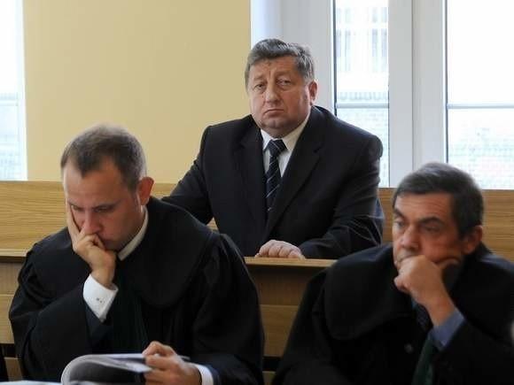 Władysław Diakun odwołał w piątek swojego zastępcę.