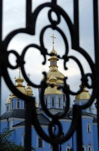 Kijów - miasto zlotych kopul