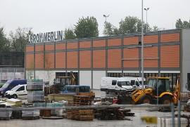 Nowy Sklep Leroy Merlin W Katowicach Jest Już Prawie Gotowy