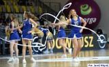Cheerleaders na meczu AZS Koszalin - Arged BMSlam Stal Ostrów Wlkp. [ZDJĘCIA]