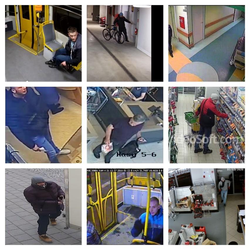 Niemal każdego miesiąca kamery w sklepach, bankomatach, na...