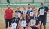 Dwa złote medale i mistrzostwo województwa UKS Volley 34 Łódź. Awans do finału Kinder+Sport. Zdjęcia