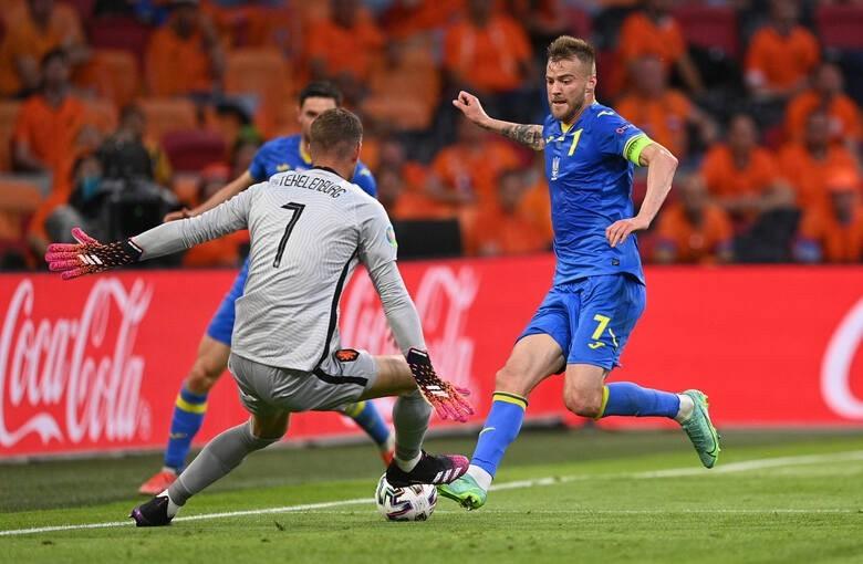 Ukraina na Euro 2020. Kadra, gwiazda i trener. Zapomnieć o niepowodzeniach