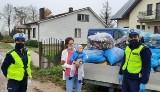 """Ostrowscy policjanci z mazowieckiej grupy """"Speed"""" włączyli się w pomoc w zbiórce pieniędzy na rzecz Michasia chorego na SMA"""