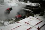 Mieszkańcy Jasła bez ciepłych kaloryferów i wody. Awaria sieci ciepłowniczej