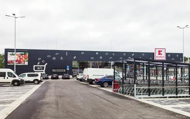 Trzeci Kaufland w Lublinie mieści się przy ul. Diamentowej