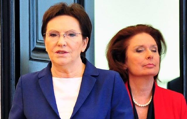 Małgorzata Kidawa-Błońska kandydatką na marszałka Sejmu RP.