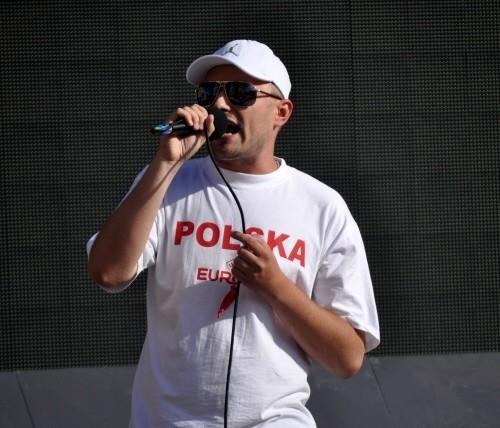 MC Sobieski nagrywa hymny piłkarskiej reprezentacji przed wielkimi imprezami już od 9 lat i twierdzi, że z kadrą trzeba być na dobre i złe