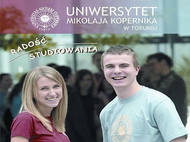 Tak do studiowania zachęca UMK w Toruniu
