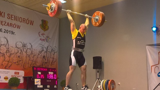 Zawodnik z Ostrołęki odniósł sukces na mistrzostwach