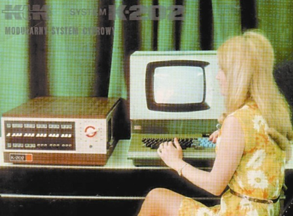 K-202. Pierwszy na świecie komputer personalny powstał w Polsce na przełomie lat 60. i 70. ubiegłego wieku.